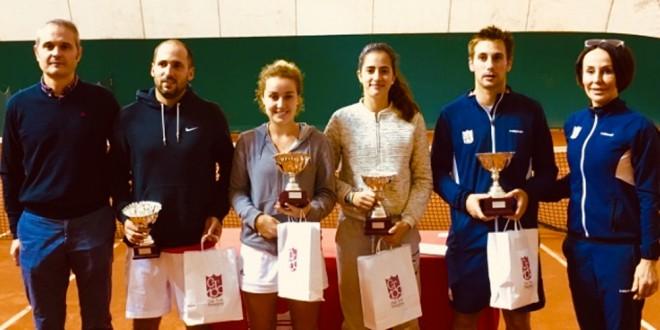 Master Navarro Absoluto – Gonzalo Martínez y Nahia Izco campeones