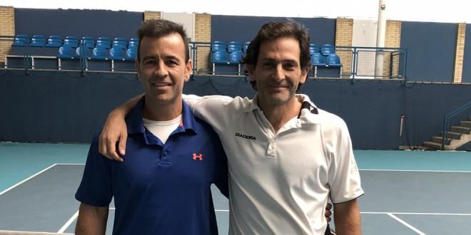 Campeonato Navarro +45 – Alberto Marqués campeón
