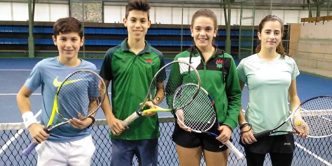 """Master Cadete """"InterSport Irabia – Dunlop"""" – Izco y Gaztambide campeones"""