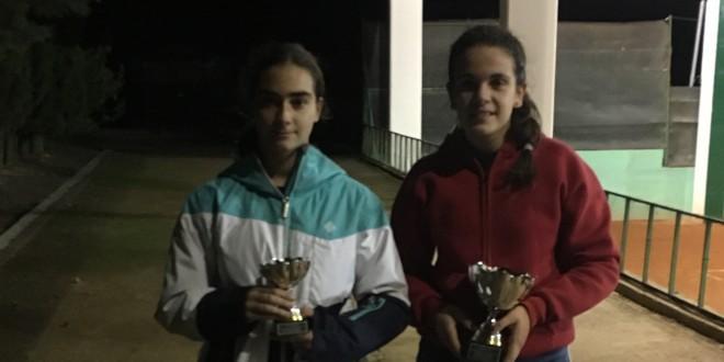 """14º Trofeo """"Federación Navarra de Tenis"""" – Ariadna Pérez y Fernando Alonso"""
