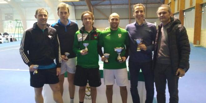 Campeonato Navarro veteranos +35 – Iñaki Alcalde se proclama campeón