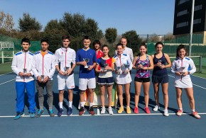Campeonato Navarro Cadete 2019 – Antonio Prat y Lucía Ibarrola vencedores