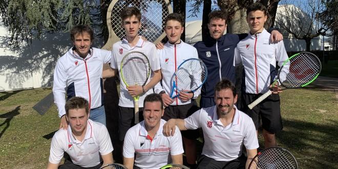 Campeonato VNRC – El Club Tenis Pamplona campeón 4º año consecutivo