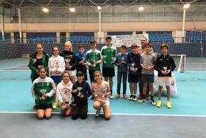 "33º Circuito Infantil ""InterSport Irabia – Dunlop"" – Unai Laguardia y Leyre Ahechu campeones"