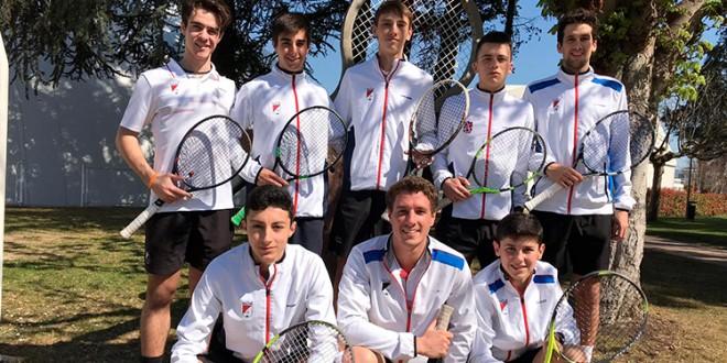 "Campeonato VNRC – El Club Tenis Pamplona ""B"" asciende a primera"