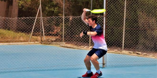 IÑAKI MONTES, CAMPEÓN DEL ITF WORLD TENNIS TOUR DE KELIBIA