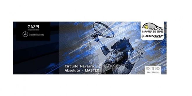 """MASTERS NAVARRO ABSOLUTO 2019 """"MERCEDES BENZ – GAZPI"""" Documentación del torneo"""