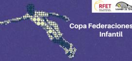 II COPA FEDERACIONES RFET INFANTIL Documentación de la fase regional