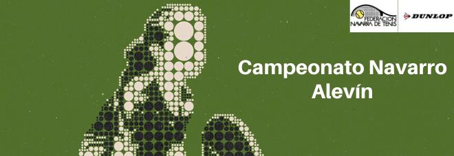 CAMPEONATO NAVARRO ALEVÍN 2020 Documentación del campeonato