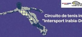 "34º CIRCUITO DE TENIS INFANTIL ""INTERSPORT IRABIA – DUNLOP"" Documentación del 1º Torneo"
